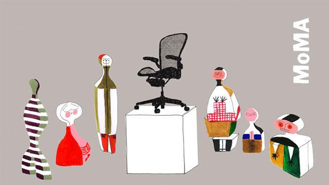 108 Years of Herman Miller in 108 Seconds [TV].