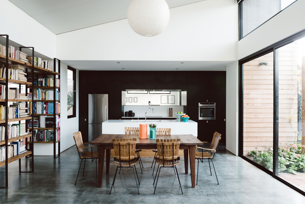 Flemington Residence by Techne Architects | Yellowtrace.