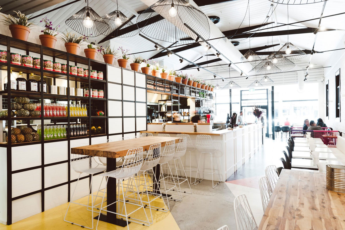 Fonda Mexican Windsor by Techne Architects | Yellowtrace.