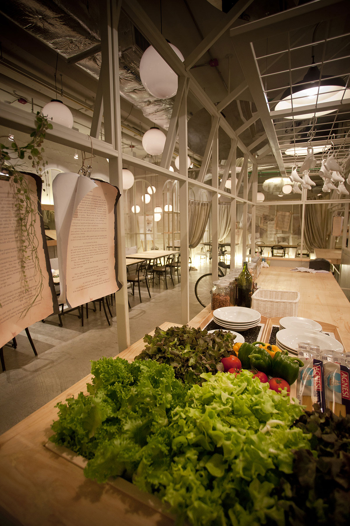 House of Salad by Metaphor  |  Yellowtrace