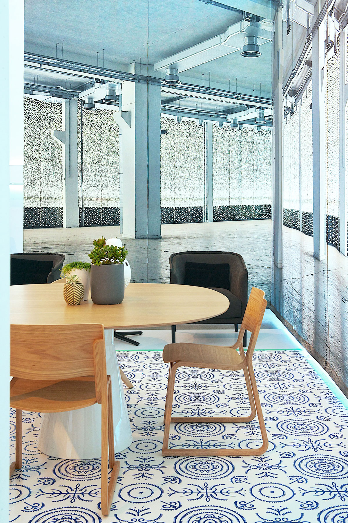 Yellowtrace for KE-ZU at Sydney Indesign  |  Yellowtrace