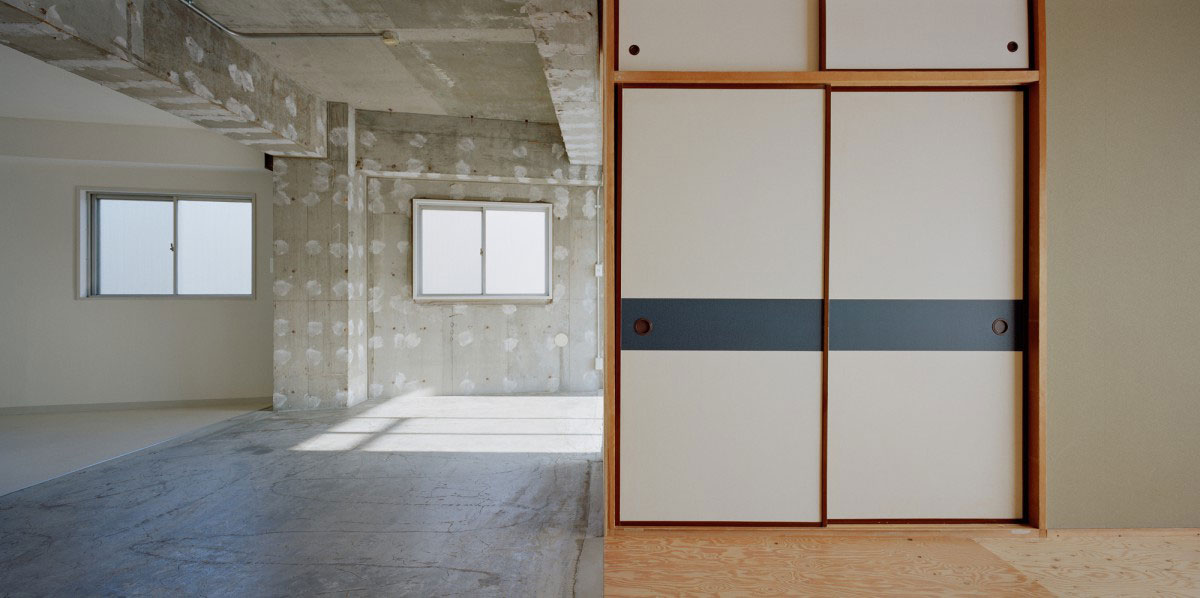 Sayama Flats by Jo Nagasaka/Schemata Architects | Yellowtrace.