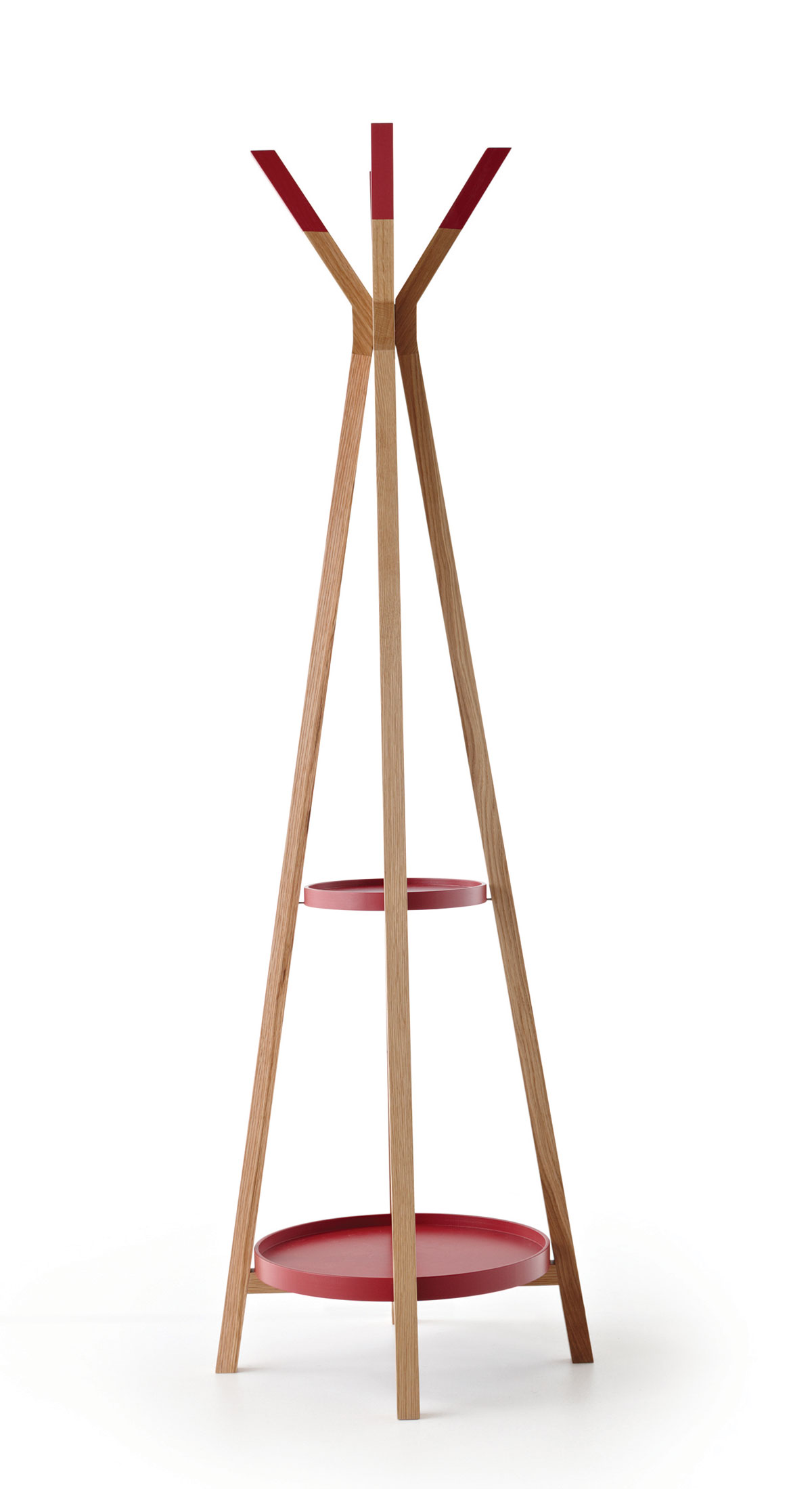 TP Coatstand by Schiavello | Yellowtrace.