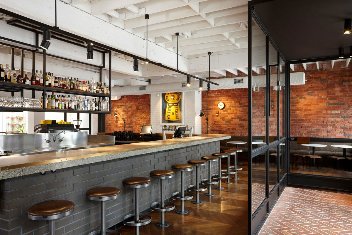The Smith Restaurant & Bar by GMS Hospitality | Yellowtrace.