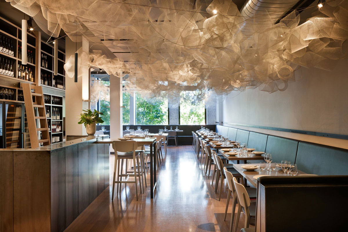 Tonka Restaurant by Techne Architects | Yellowtrace.