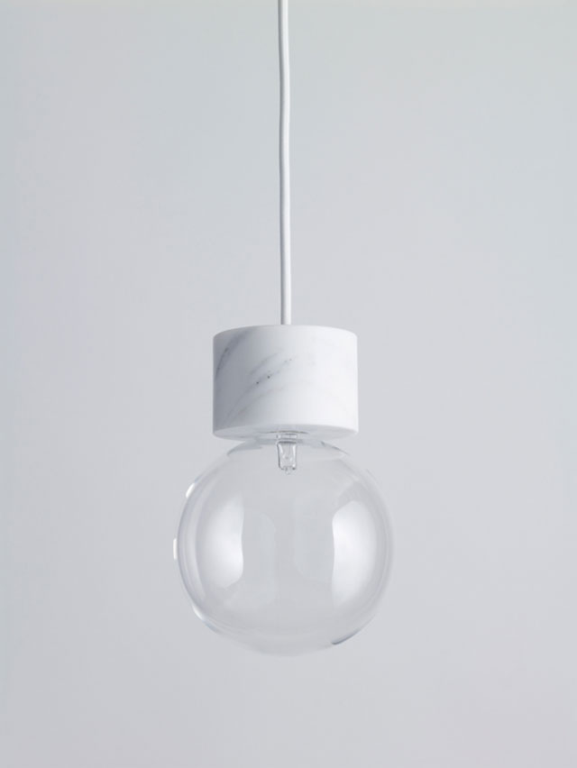 Marble Light by Studio Vit | Yellowtrace