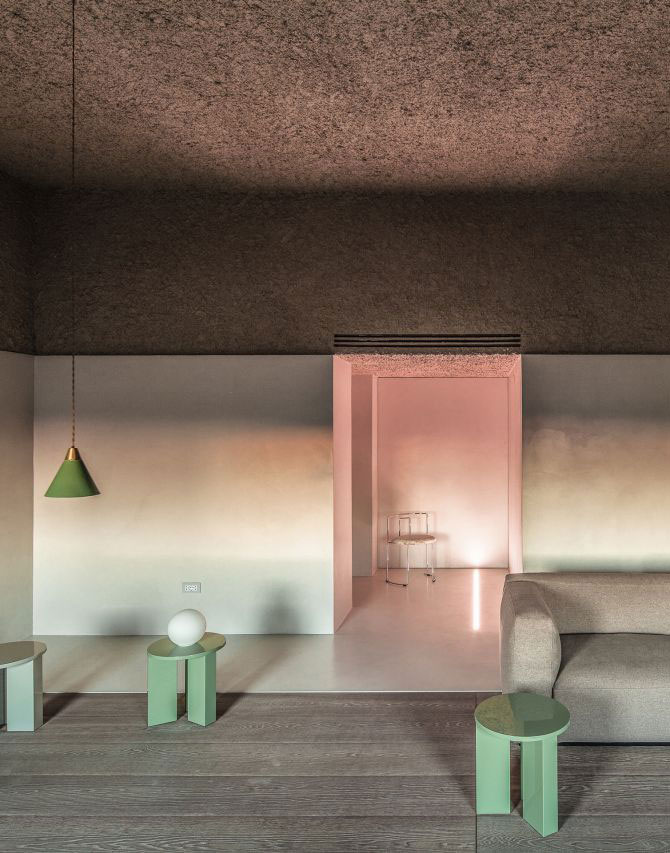 House of Dust by Antonino Cardillo // Rome, Italy.