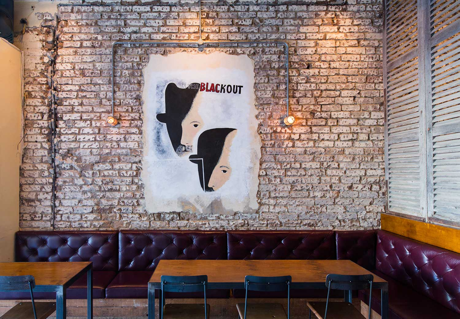 Blackout Tapas Bar by Nicholas Gurney | Yellowtrace.