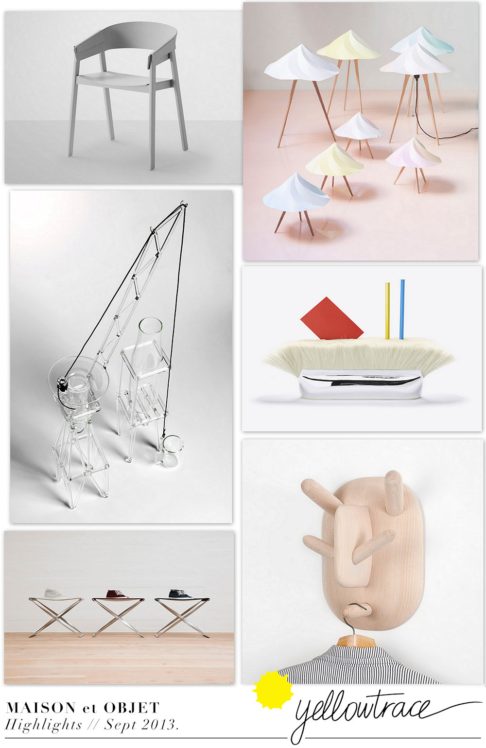 Maison et Objet 2013 Highlights by Yellowtrace.