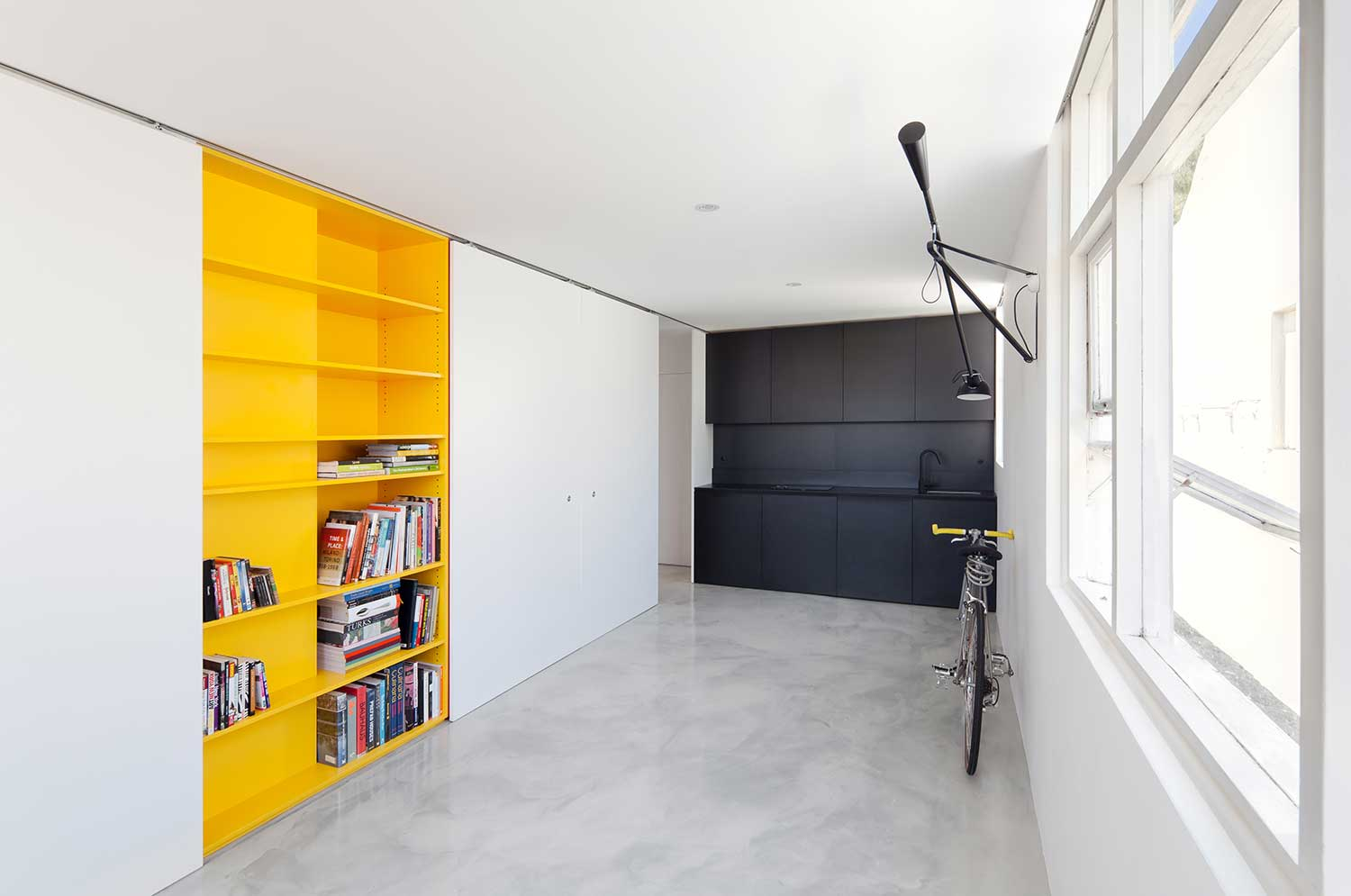 Studio Apartment Sydney the studio apartment, sydneynicholas gurney | yellowtrace