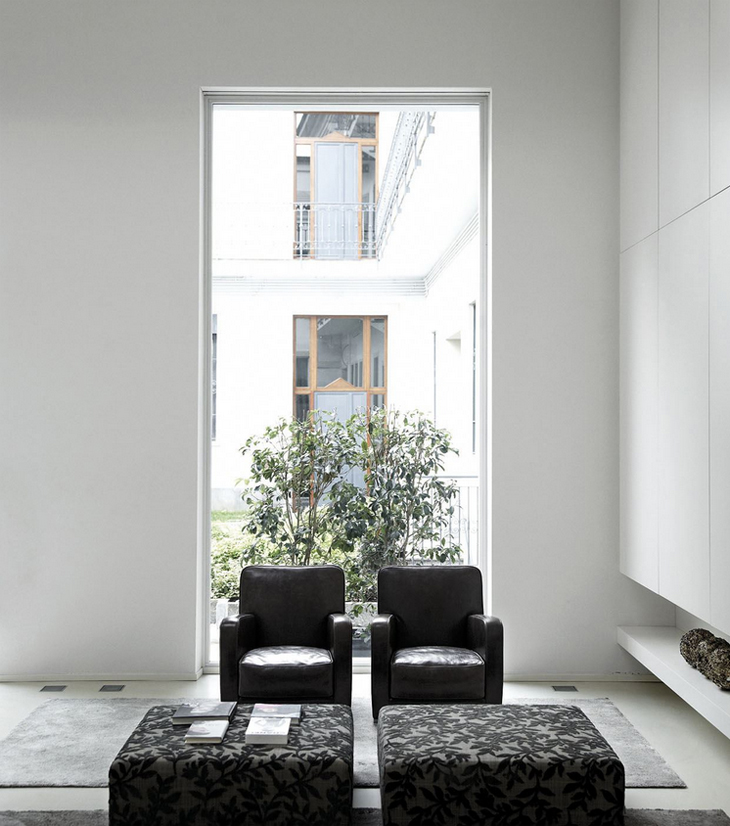 Monza Loft by Lissoni Associati | Yellowtrace