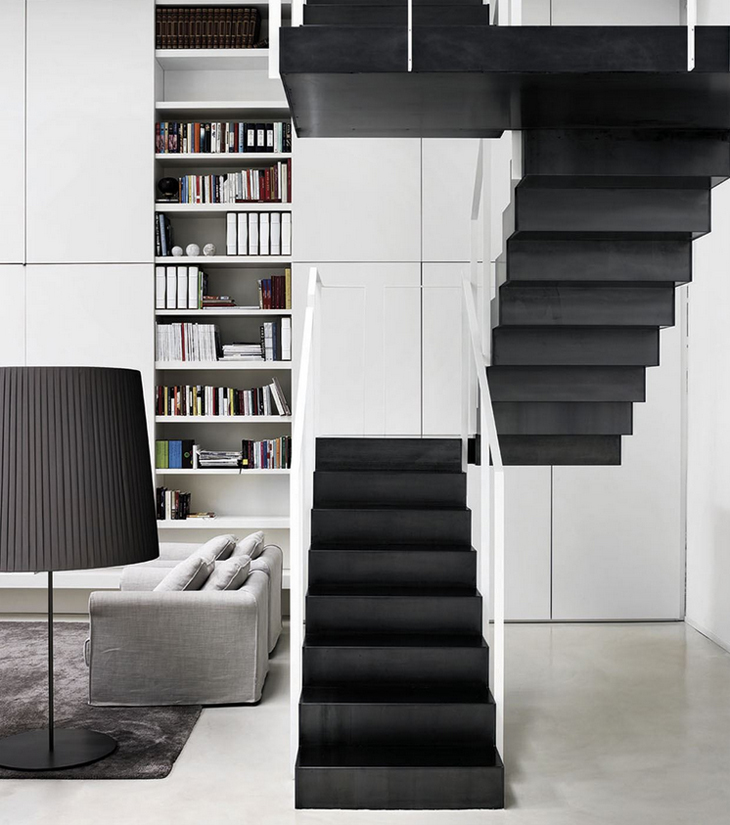 Monza Loft by Lissoni Associati | http://www.yellowtrace.com.au/2013/10/14/lissoni-associati-loft-monza-italy/
