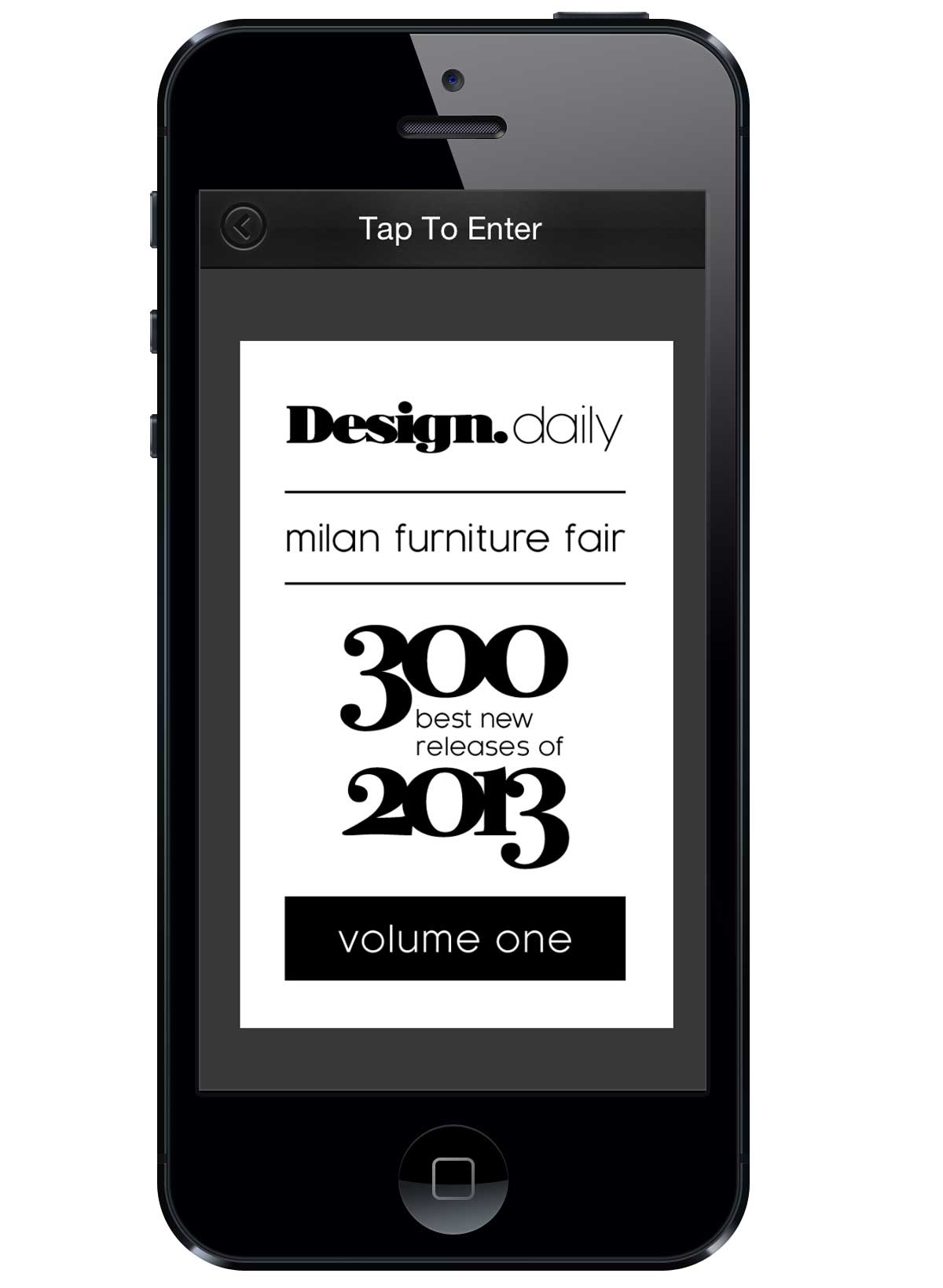 DesignDaily App   Yellowtrace