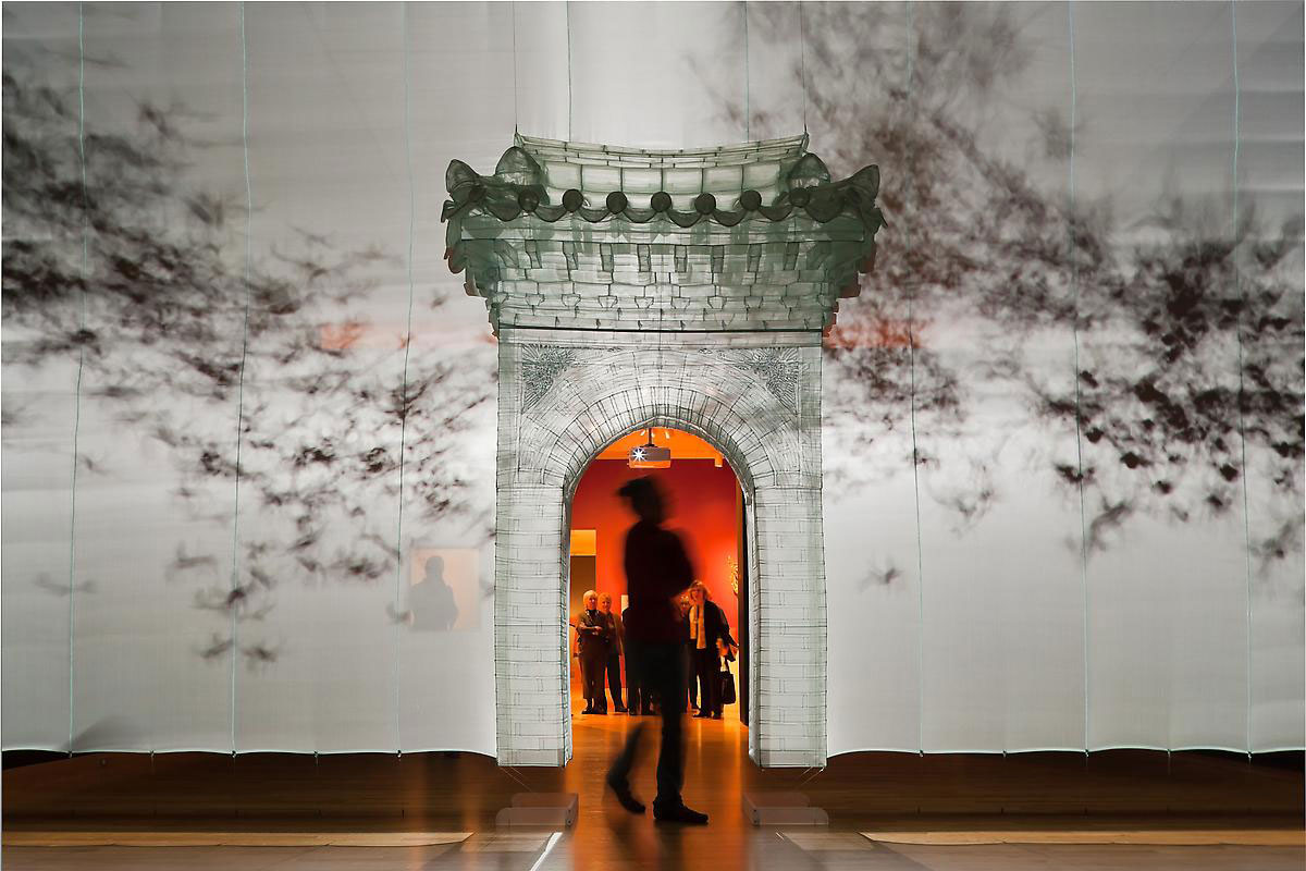 Gate, Seattle Art Museum | Yellowtrace