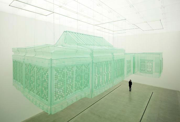 Do Ho Suh, Perfect Home Installation | Yellowtrace