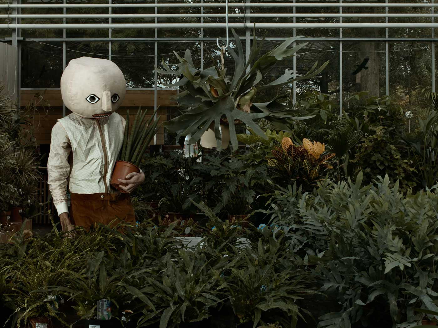 Garden Centre, The Second Self Laboratory Jan Pieter Kaptein | Yellowtrace