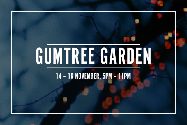 Gumtree Garden Pop-up Bar in Sydney by Dana Tomic Hughes, Yellowtrace