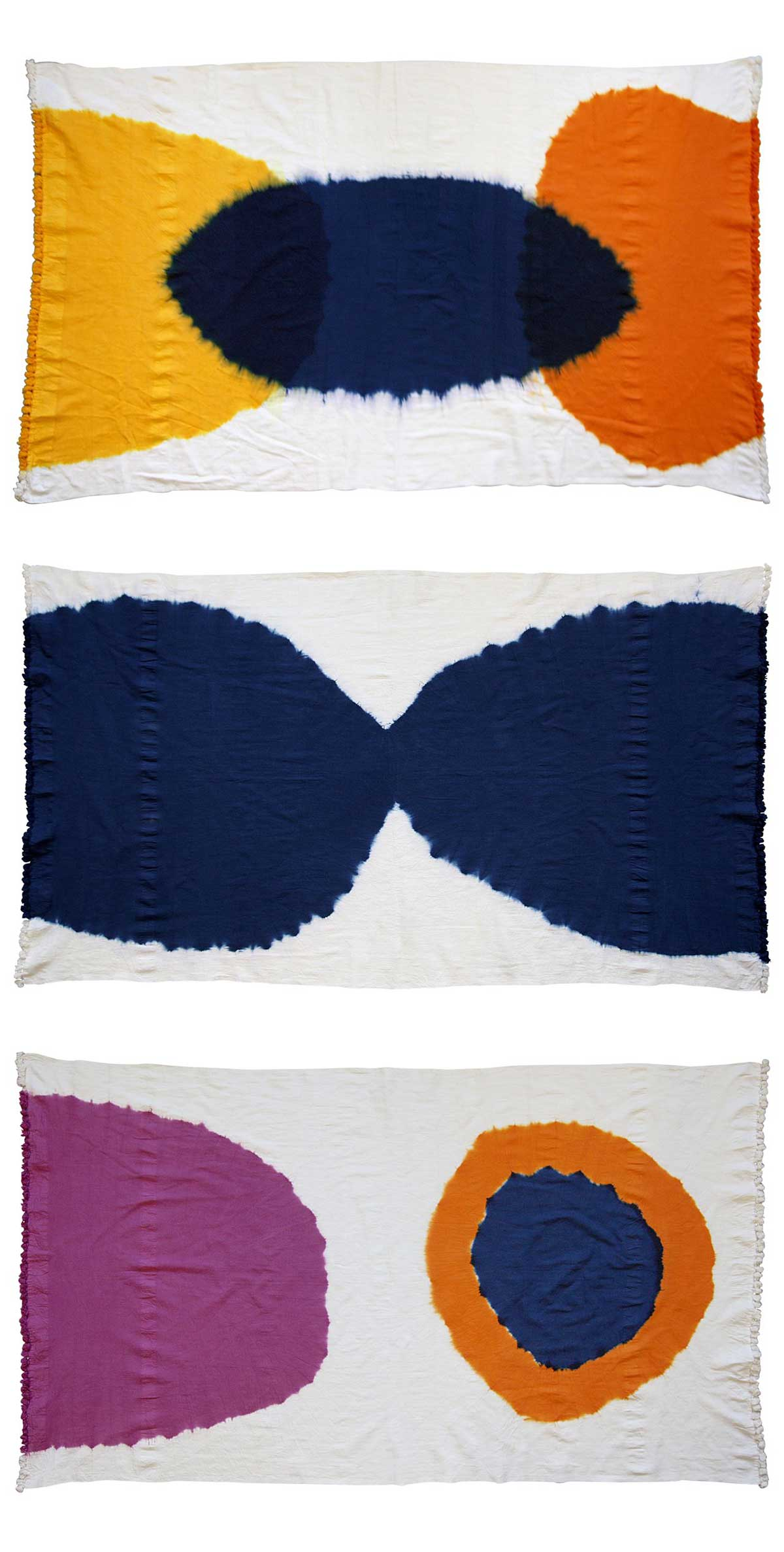 Beach towels by Jac+ Jack + Dinosaur Designs | Yellowtrace