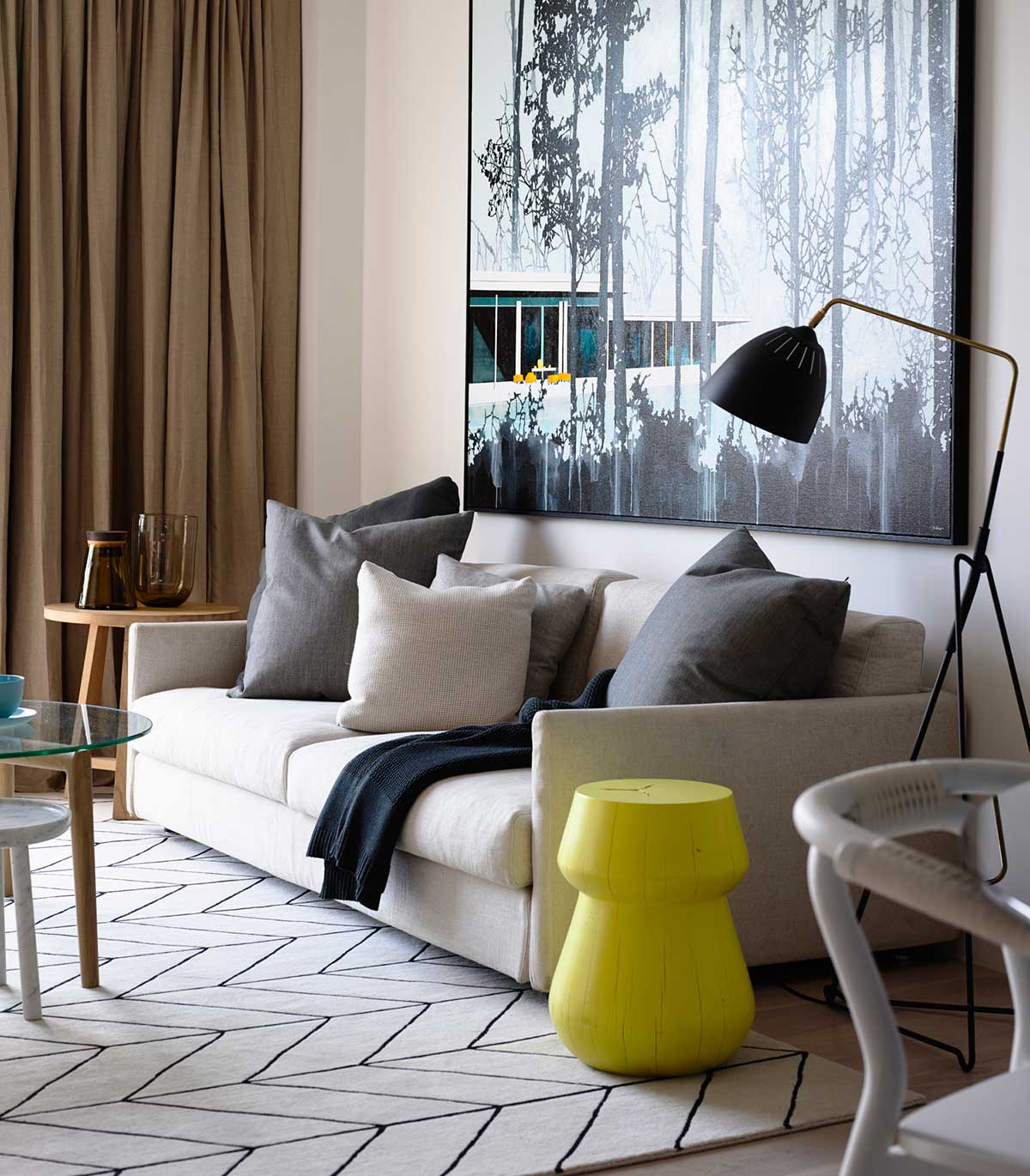 MIM Design, Chambers Street, Melbourne   Yellowtrace.