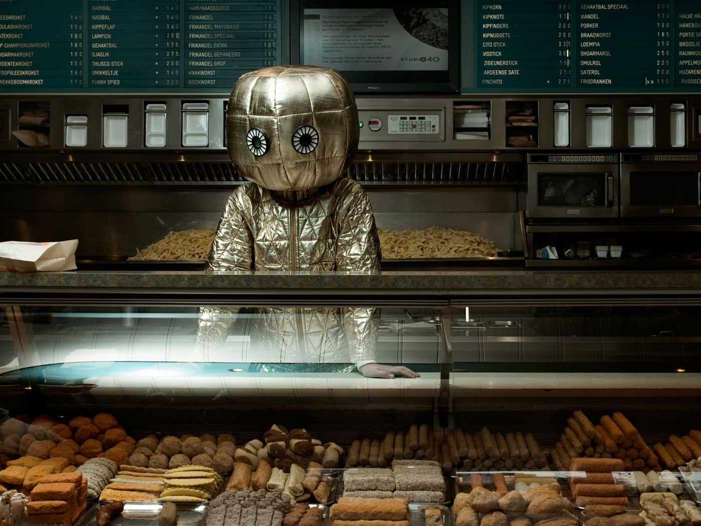 Snack, The Second Self Laboratory Jan Pieter Kaptein   Yellowtrace