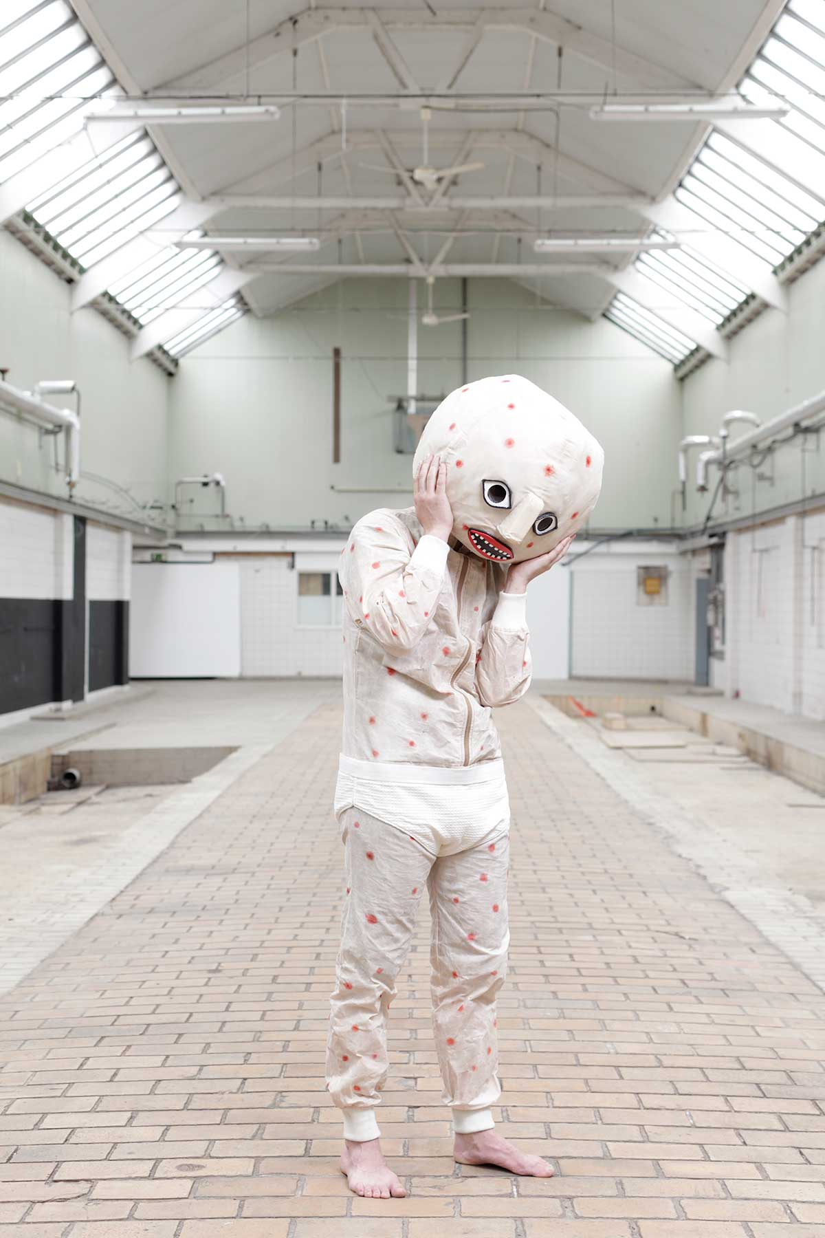 The Cursed, The Second Self Laboratory Jan Pieter Kaptein | Yellowtrace