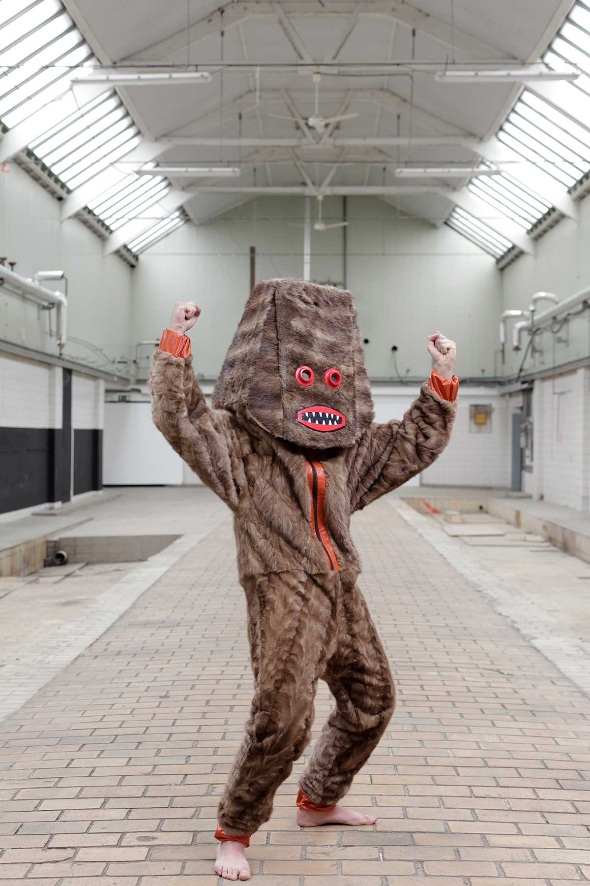 The Monster, The Second Self Laboratory Jan Pieter Kaptein | Yellowtrace