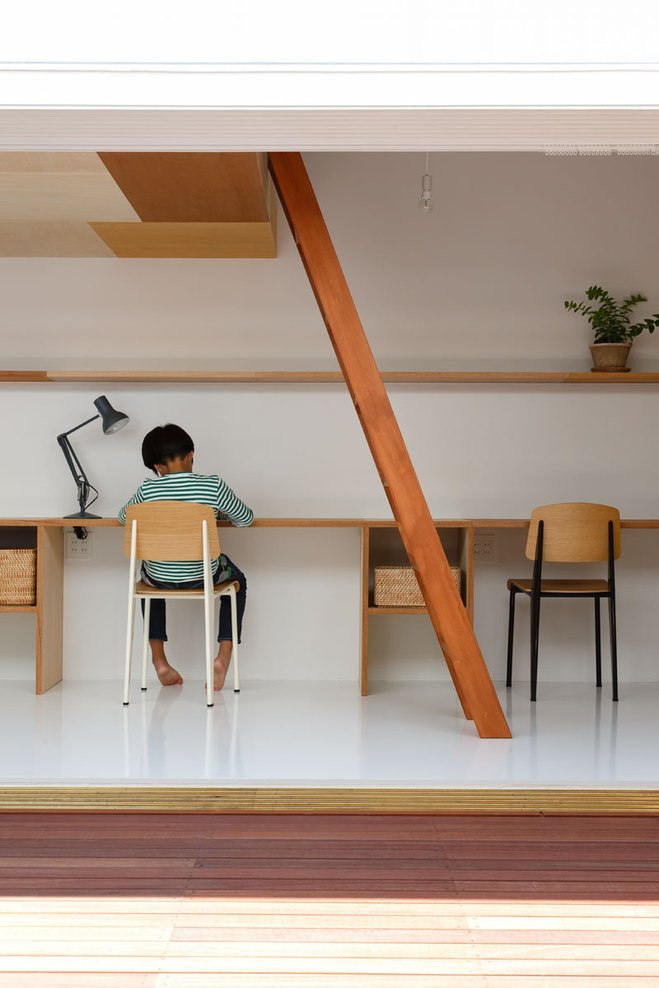 mA-Style Architects: Idokoro House in Shizouka, Japan | Yellowtrace.