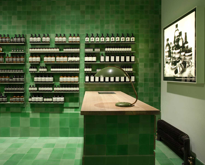 Aesop Berlin Store by Weiss—heiten   Yellowtrace