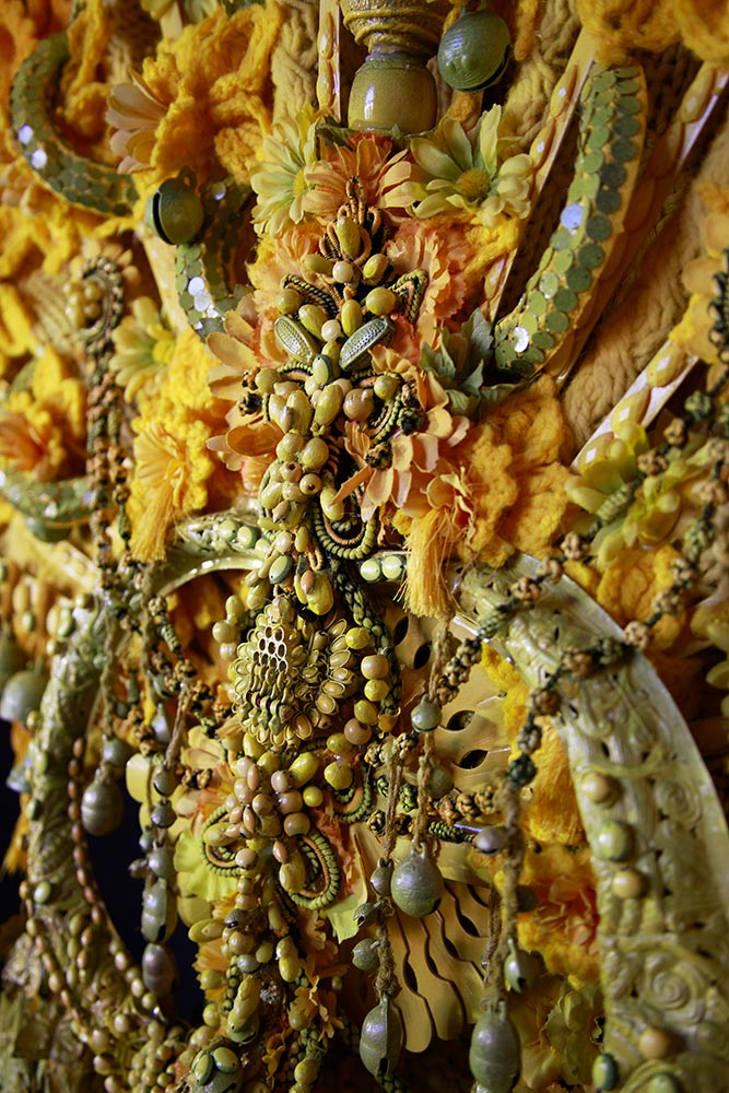 Gaia, The Birth of an End by Kirsty Mitchell | Yellowtrace