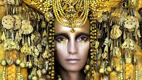 'Gaia, The Birth of An End' by Kirsty Mitchell [TV].