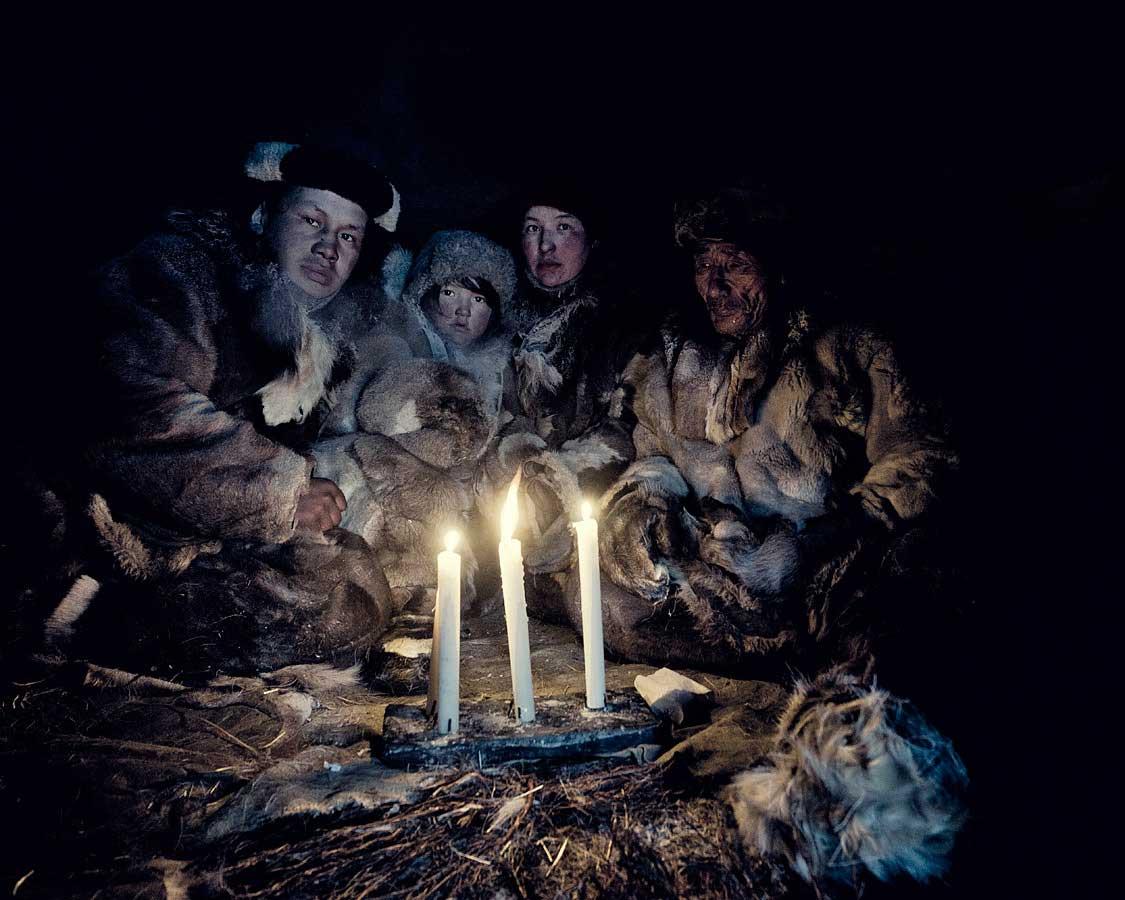 Chukchi Tribe, Chukotka, Siberia. Photo by Jimmy Nelson | Yellowtrace