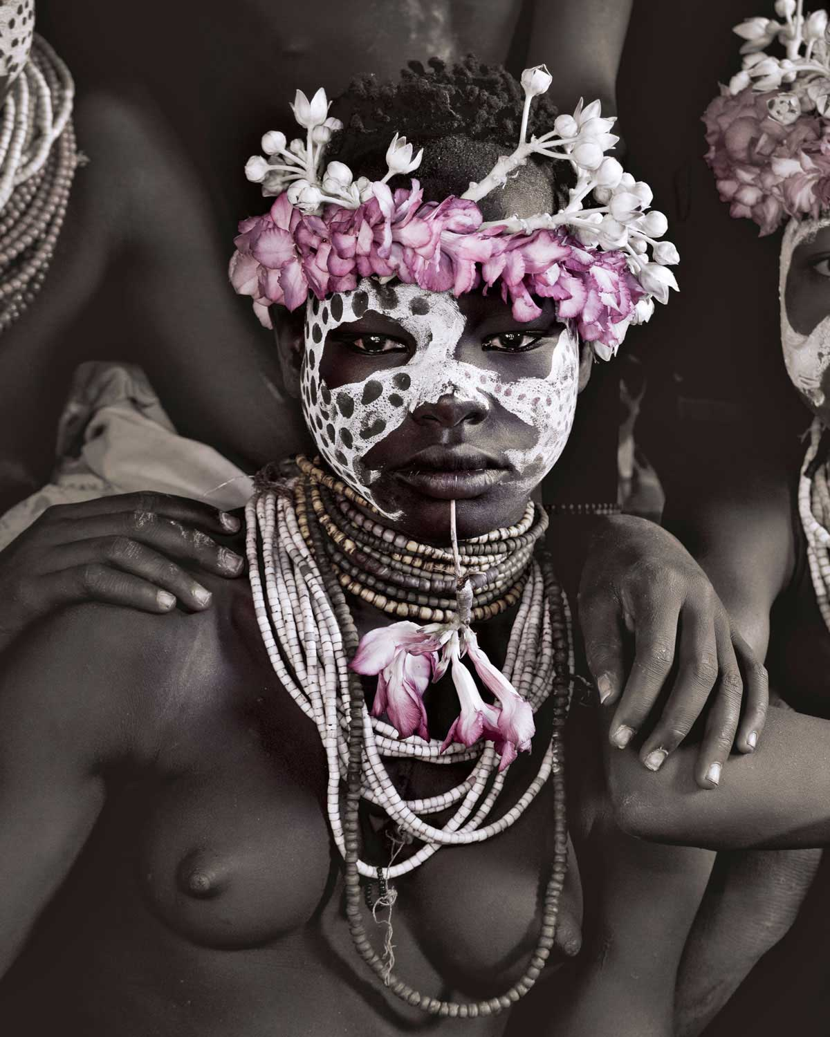 Karo Tribe, Ethiopia. Photo by J Nelson | Yellowtrace