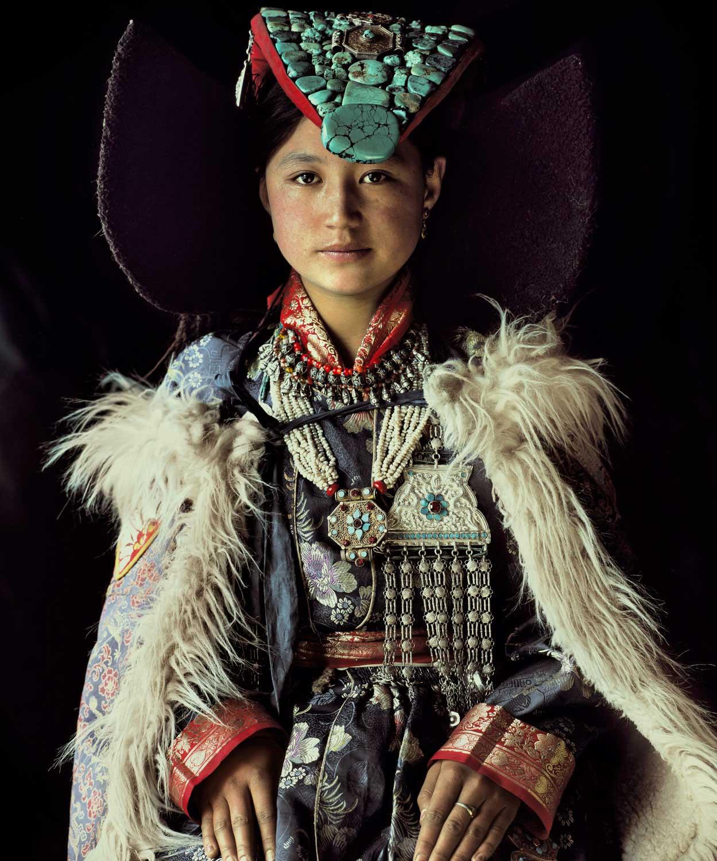 Ladakh Tribe, India. Photo by Jimmy Nelson | Yellowtrace