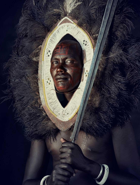 Maasai Tribe, Tanzania. Photo by Jimmy Nelson | Yellowtrace