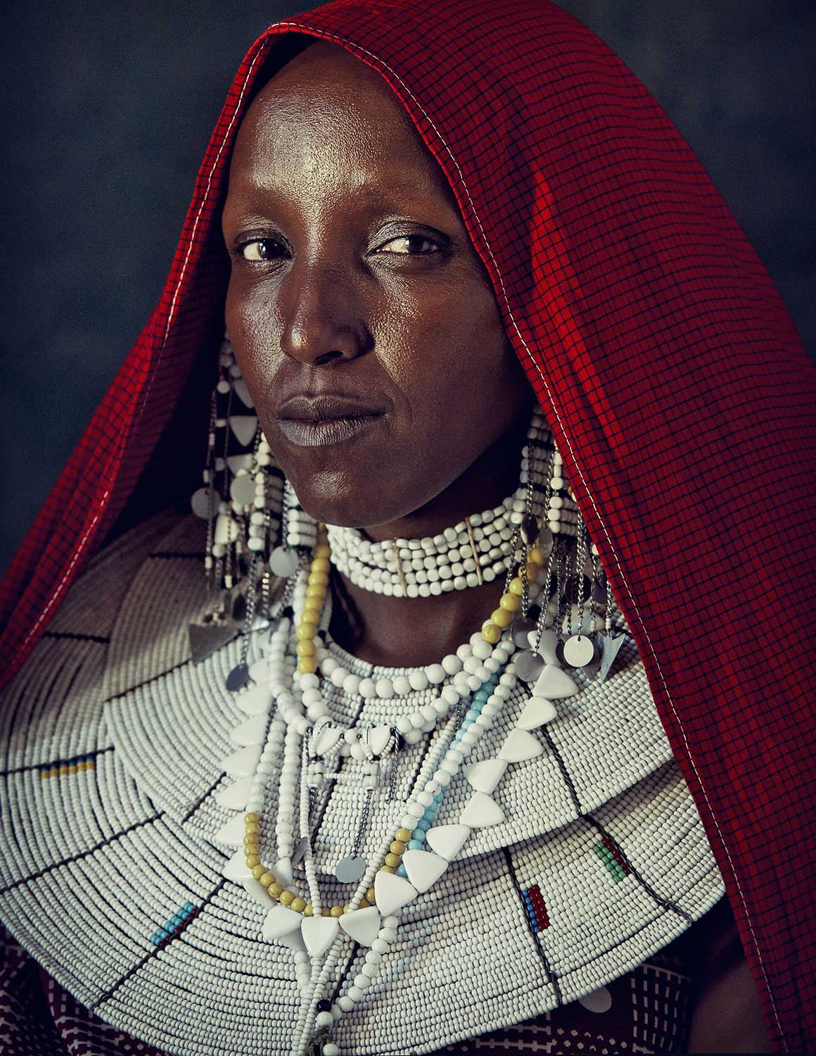 Maasai Tribe, Tanzania. Photo by Jimmy Nelson | Yellowtrace