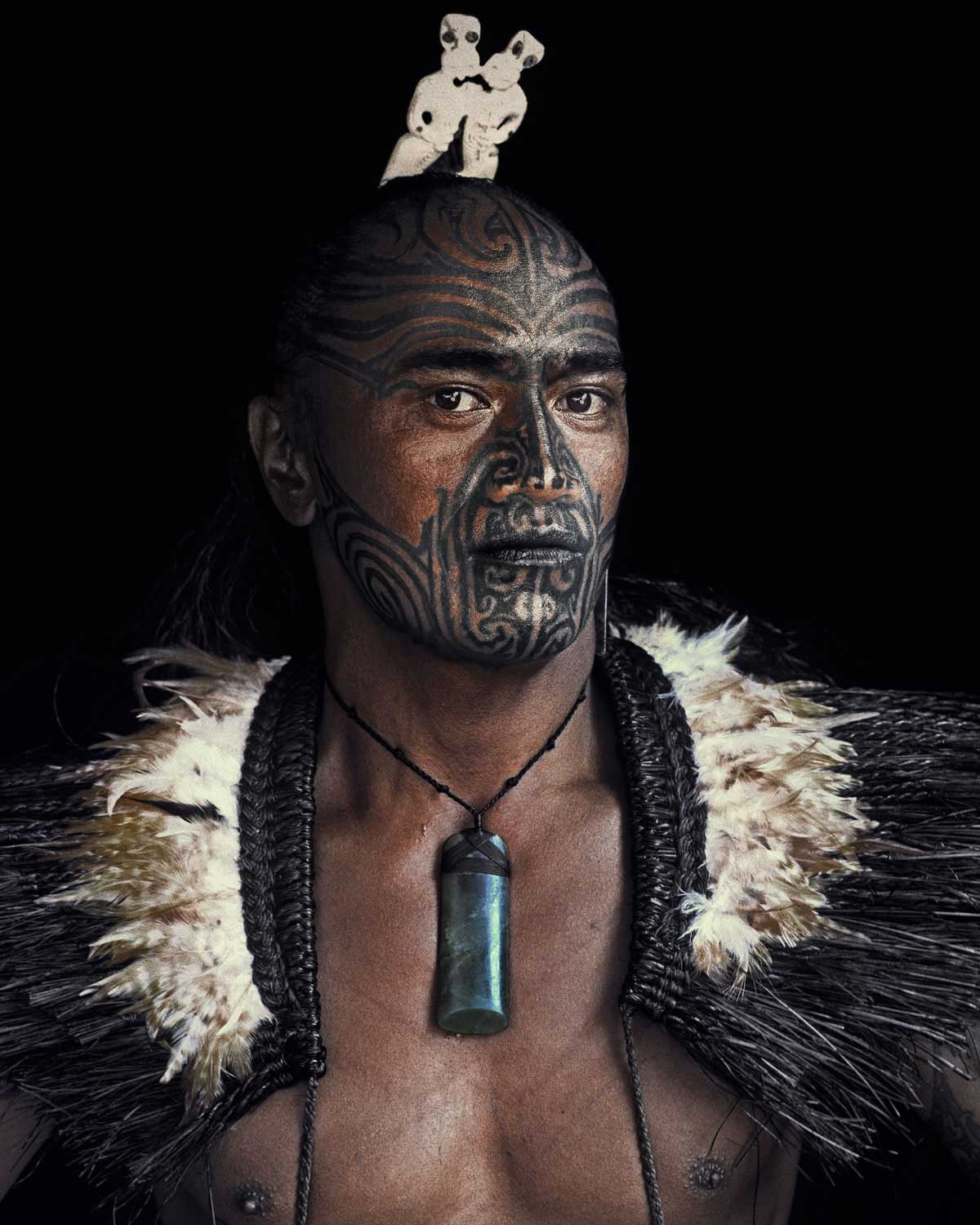 Maori Natives: Before They Pass Away By Jimmy Nelson