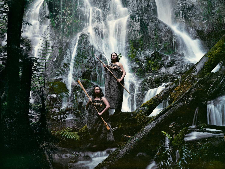 Maori People, New Zealand. Photo by Jimmy Nelson | Yellowtrace
