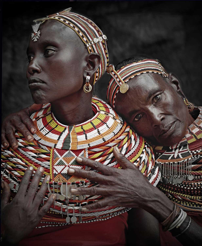 Samburu Tribe, Kenya. Photo by Jimmy Nelson | Yellowtrace