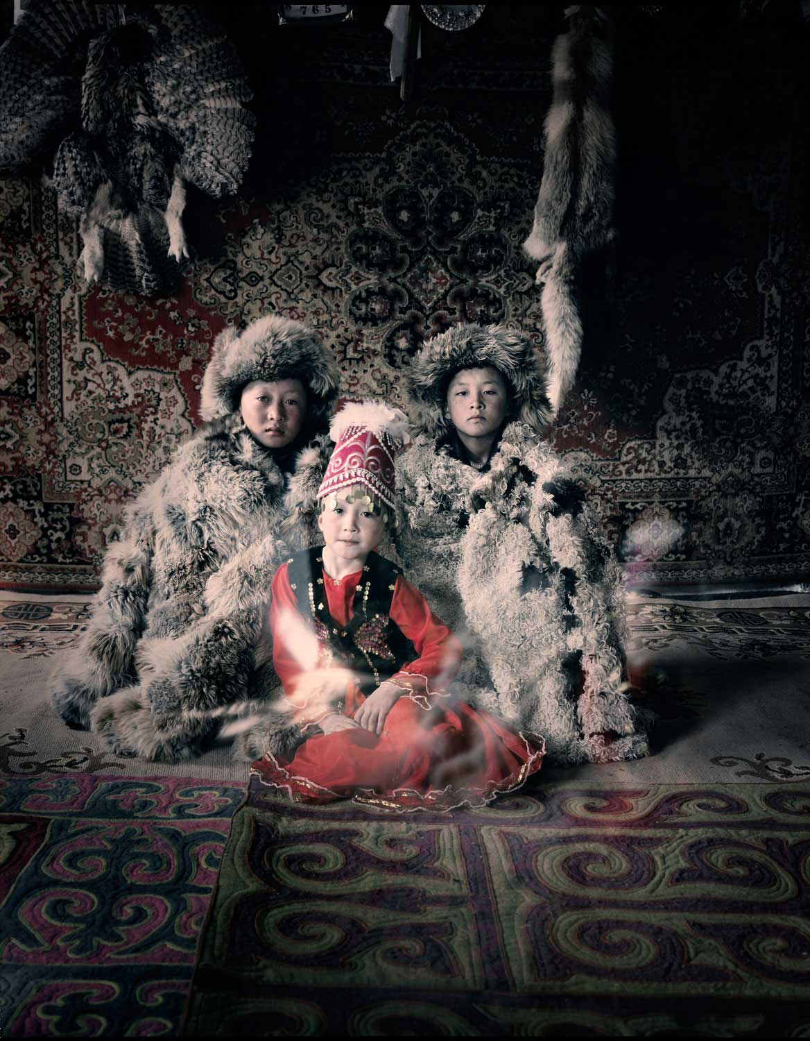 The Kazakhs, Mongolia. Photo by Jimmy Nelson | Yellowtrace