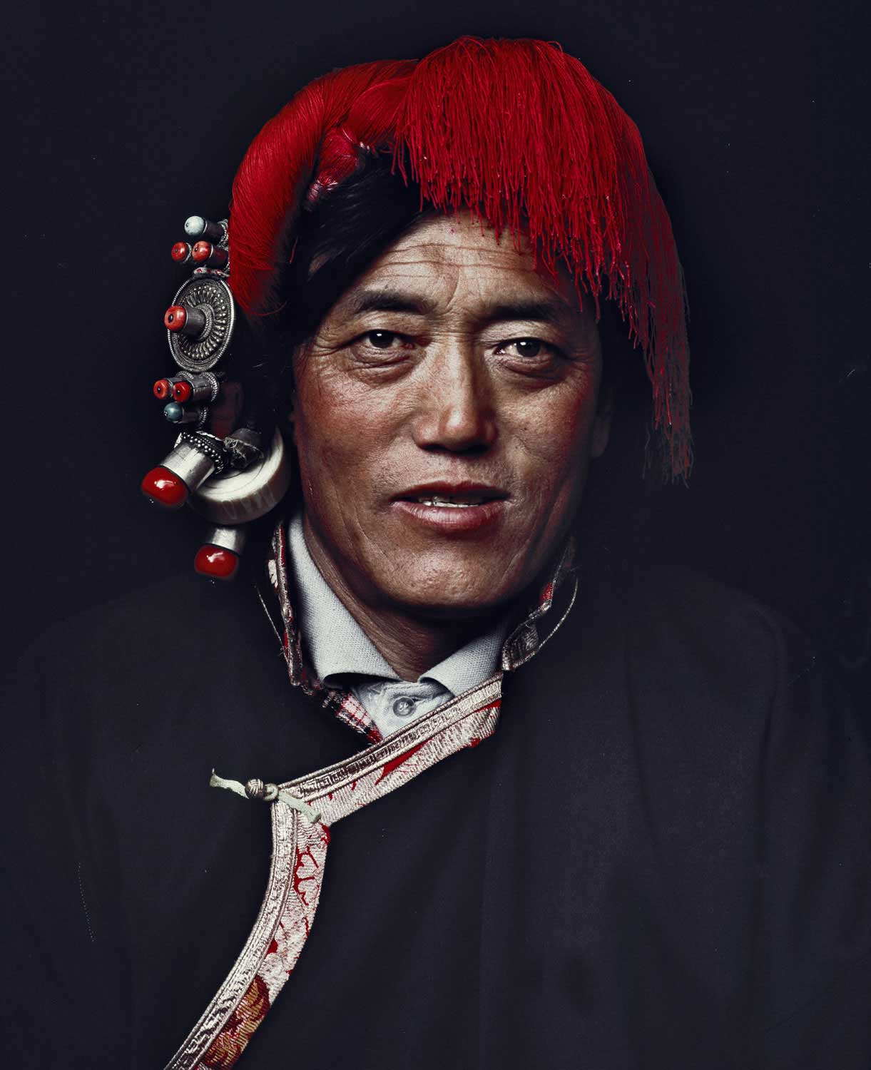 The Tibetans, China. Photo by Jimmy Nelson | Yellowtrace