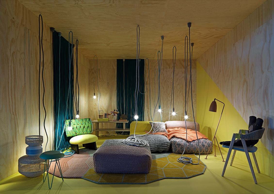 Elle Decor Italia: Decor Codes | Yellowtrace.