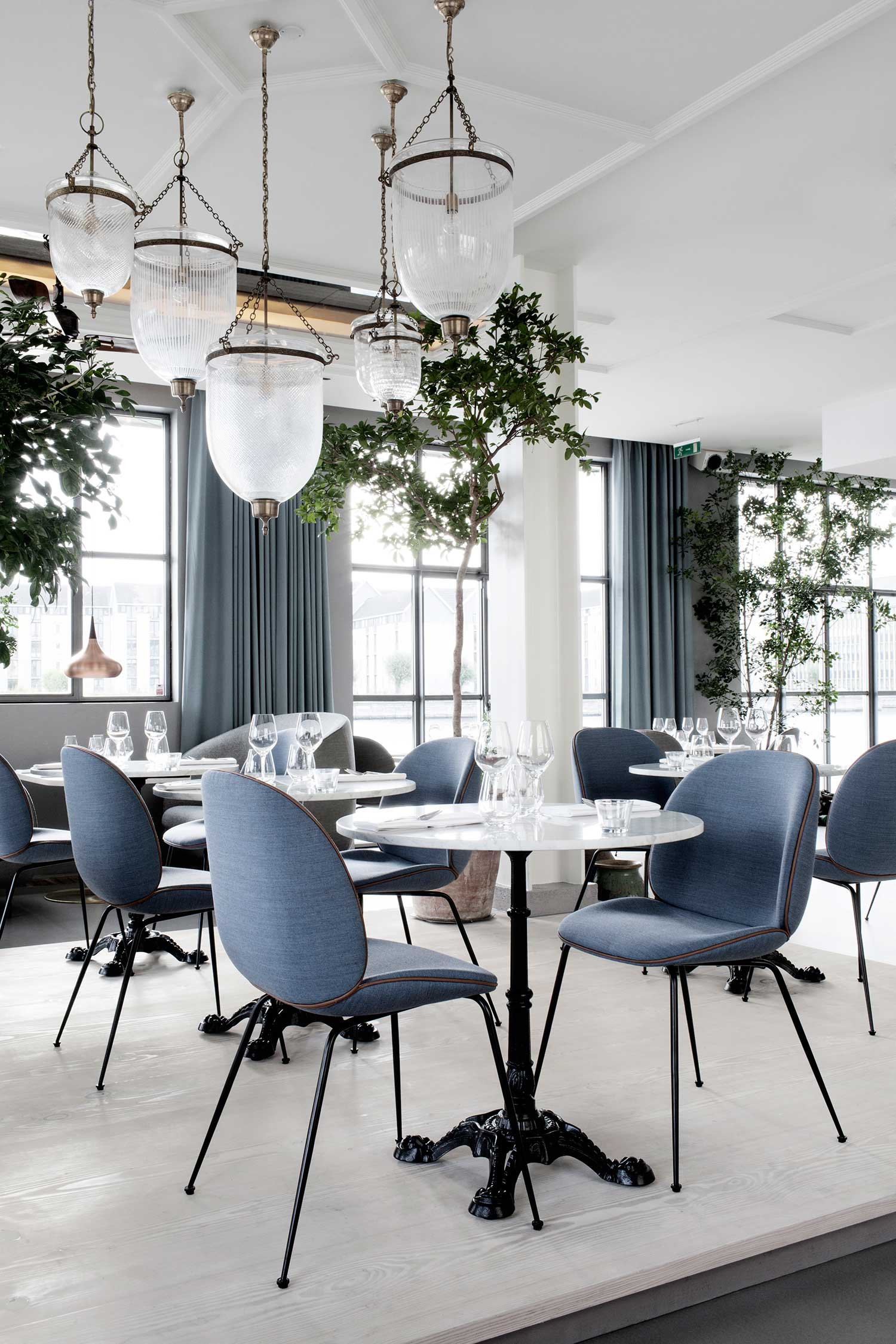 The Standard Copenhagen by GamFratesi | Yellowtrace