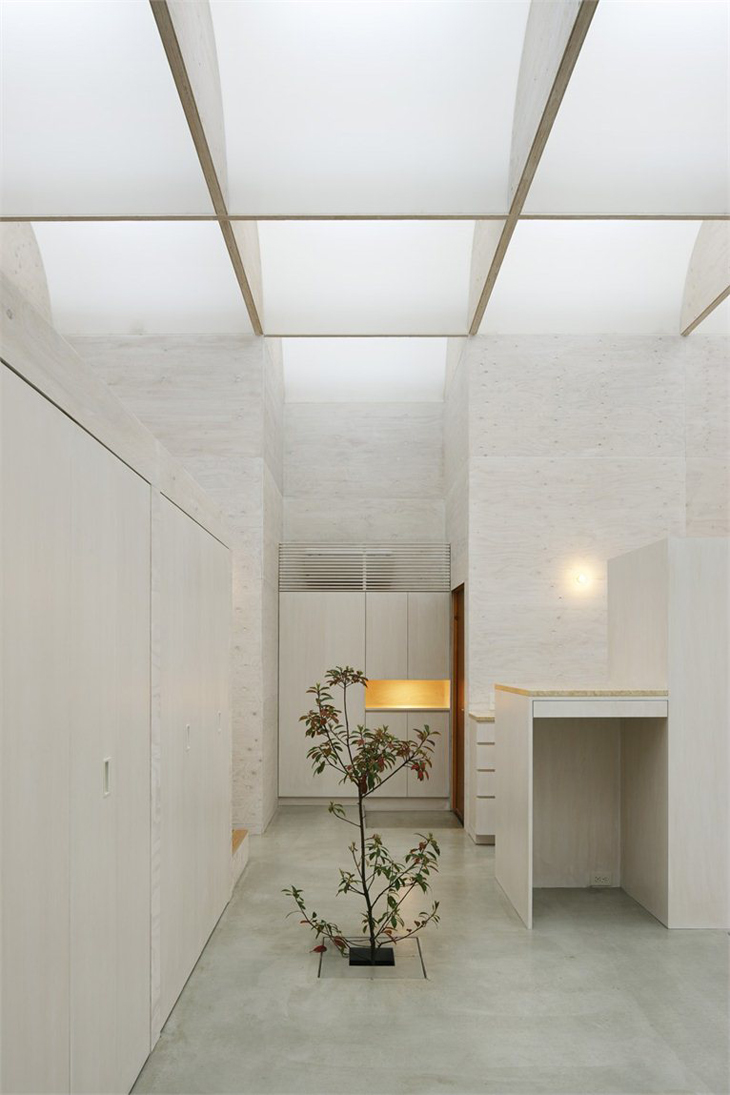 Daylight House by Takeshi Hosaka Architects | Yellowtrace