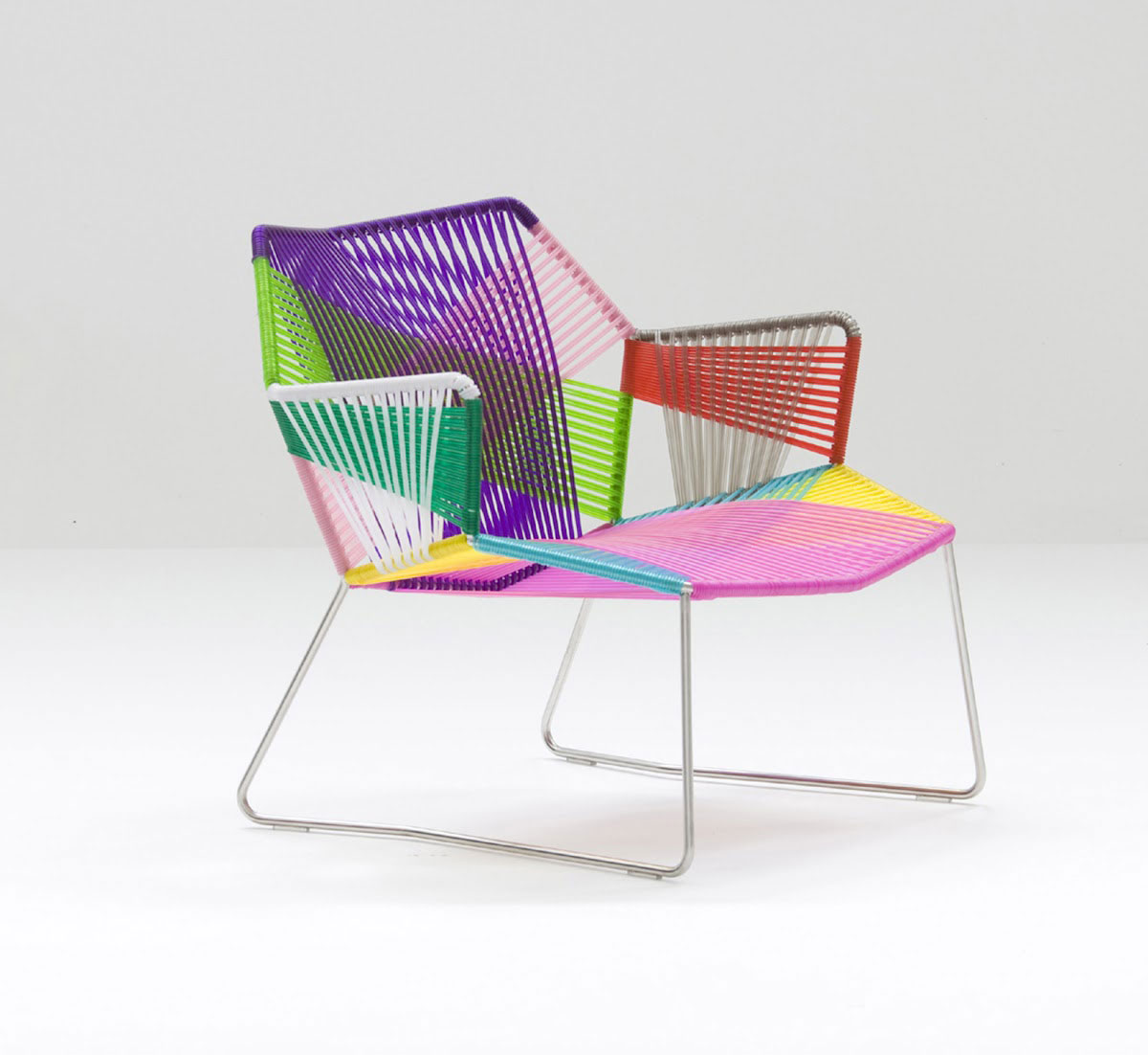 Tropicalia Armchair by Patricia Urquiola for Moroso | Yellowtrace