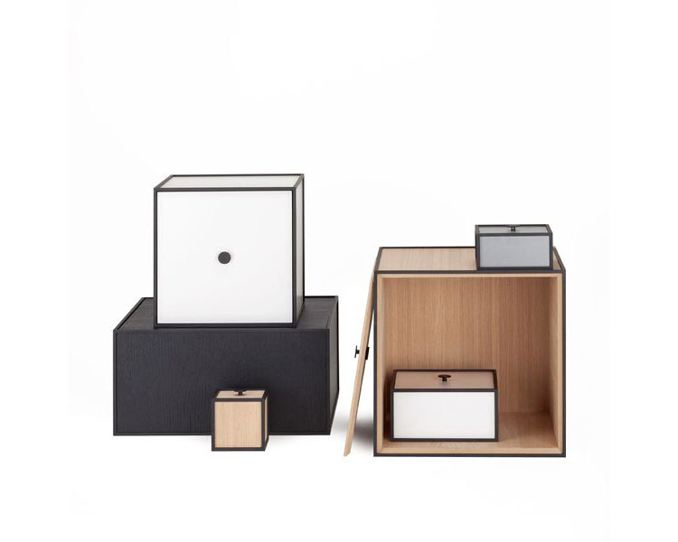 By Lassen Frame Storage Boxes | Yellowtrace