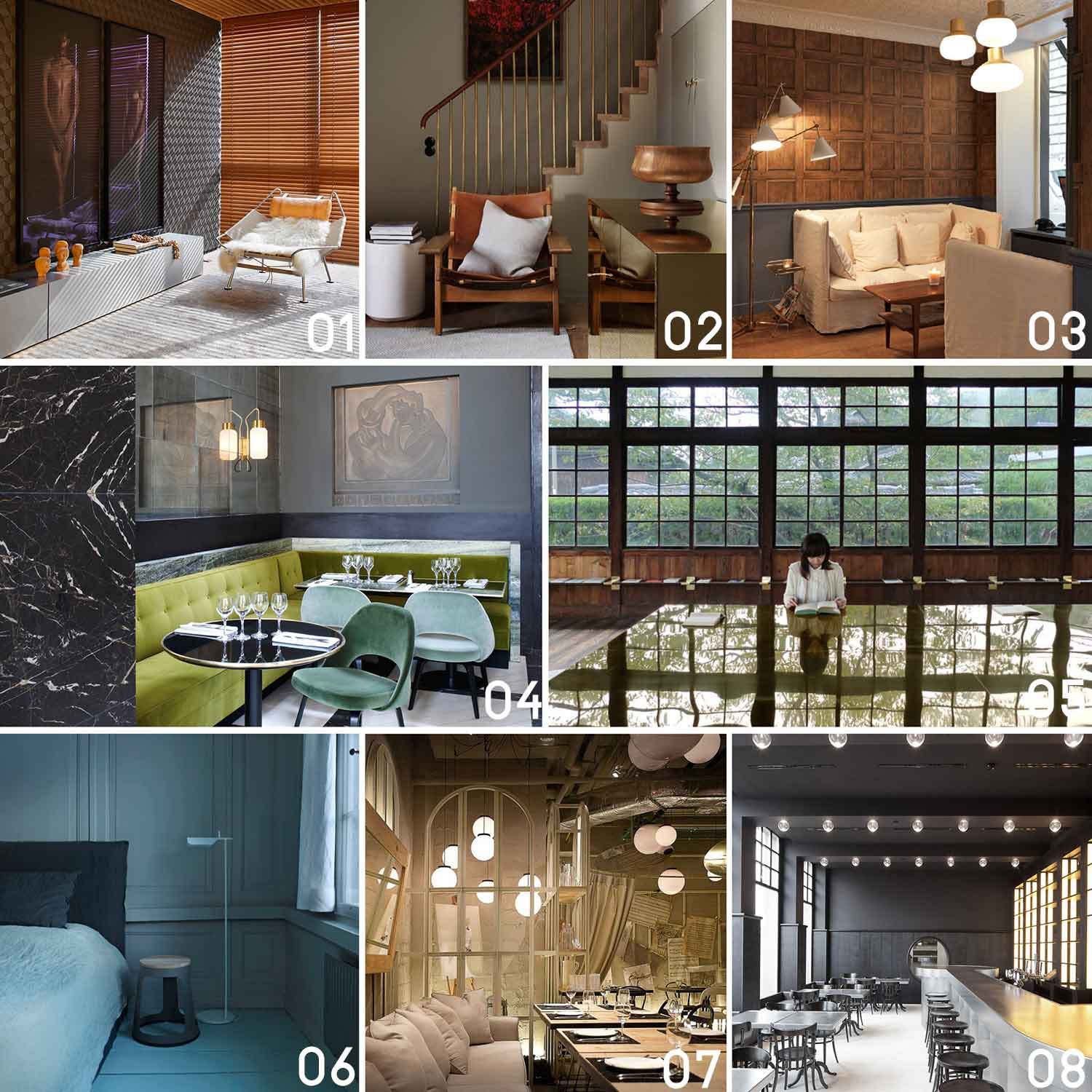 Hospitality, Retail and Commercial Interior Design | 2013 Archive.