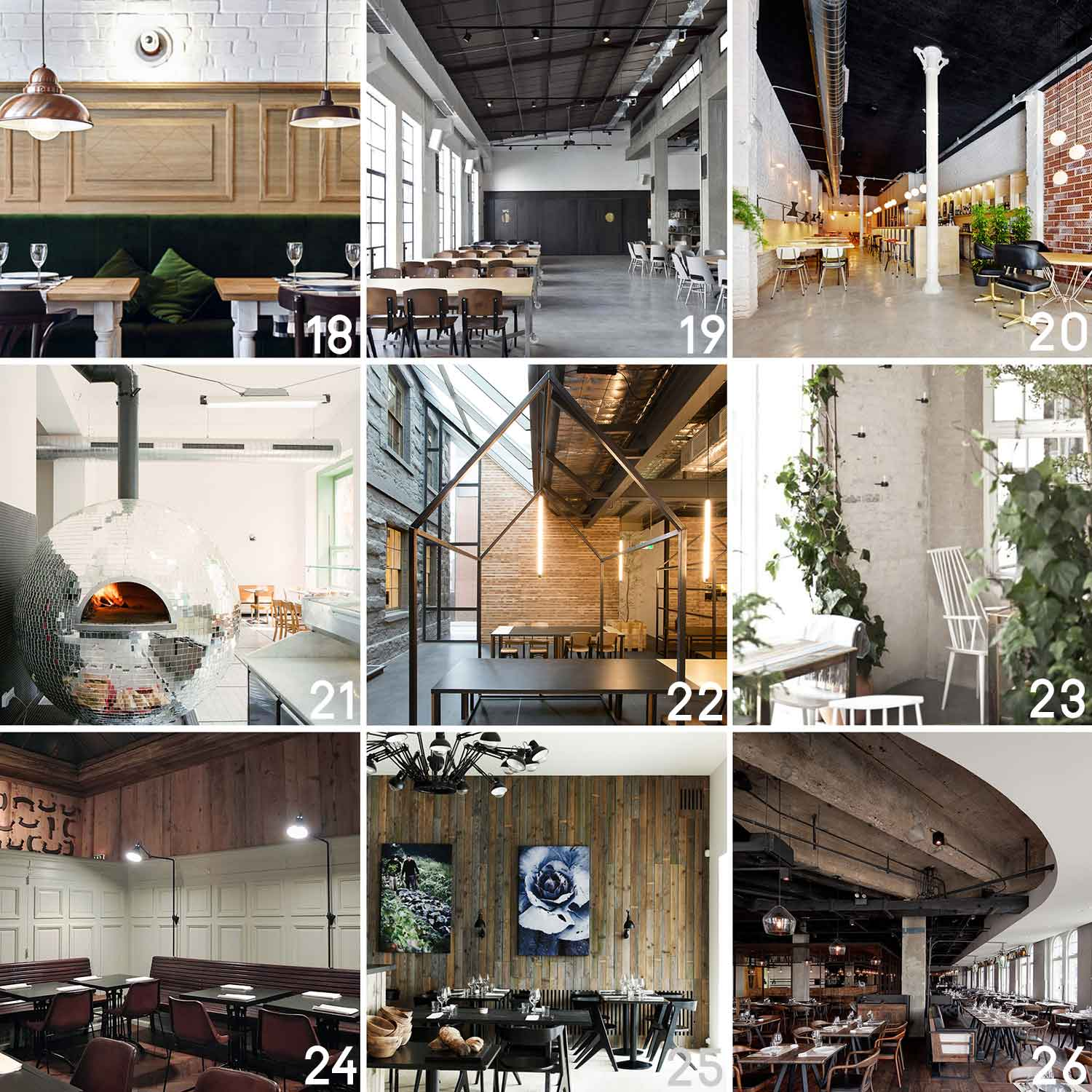 Hospitality, Retail and Commercial Interior Design | Yellowtrace 2013 Archive.