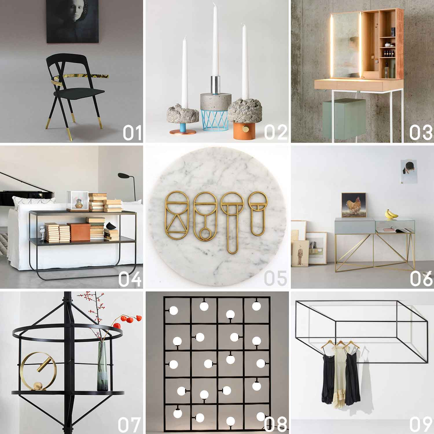 Product Design – Finishes, Furniture, Lighting | Yellowtrace 2013 Archive