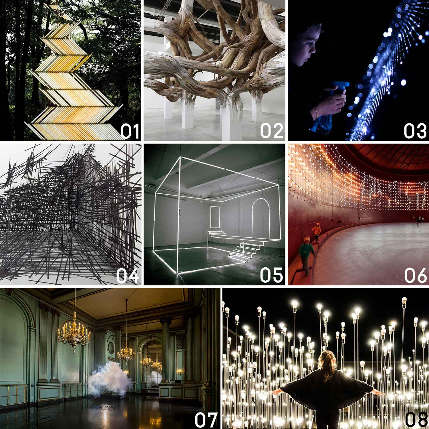 Art Installations | Yellowtrace 2013 Archive