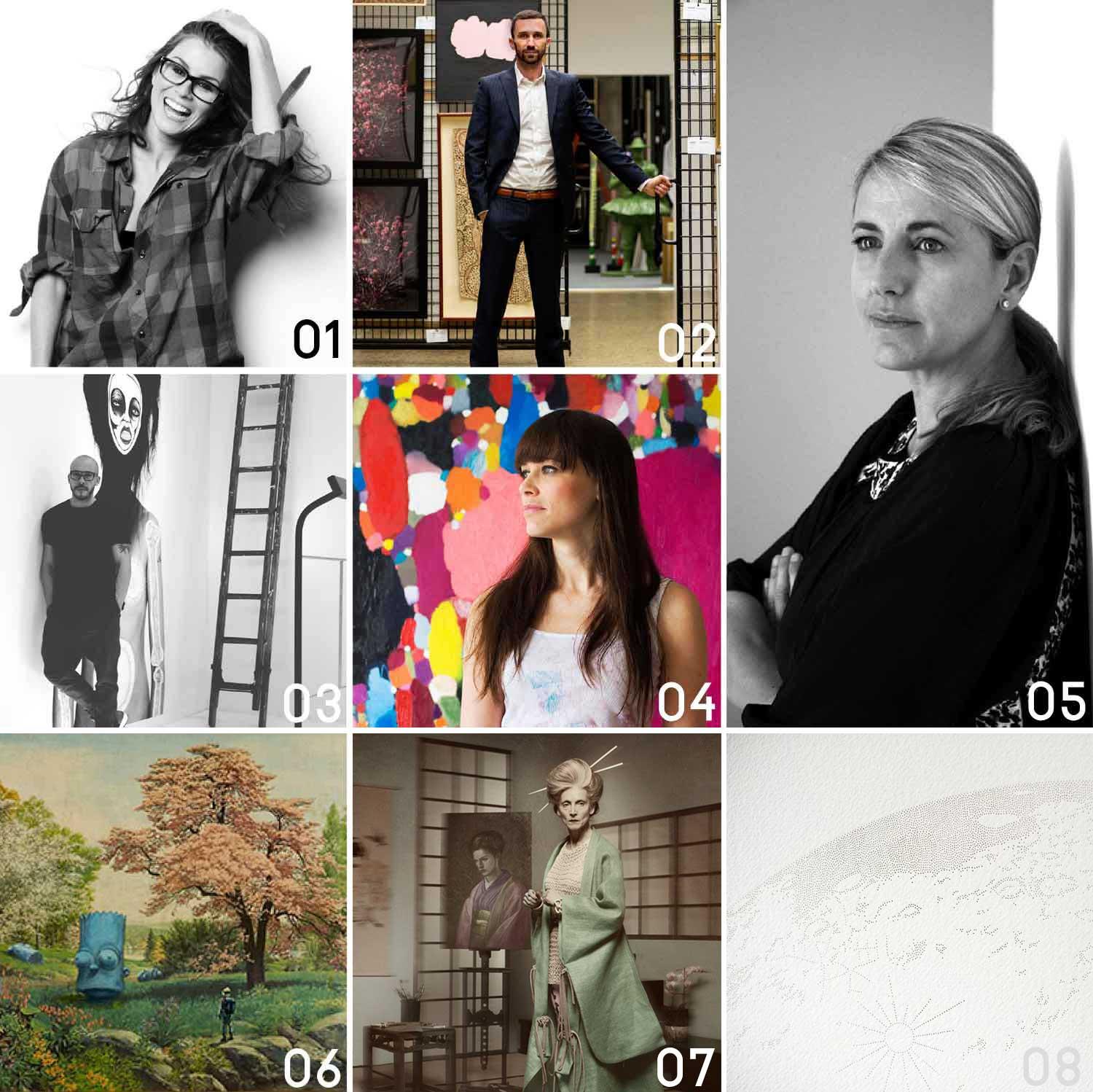 Interviews with Designers & Artists | 2013 Archive.